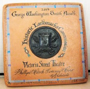 George Washington Smith Award