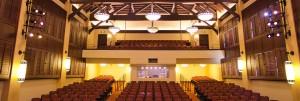 Morgan Auditorium Rennovation