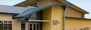 Oceano Community Center Entrance