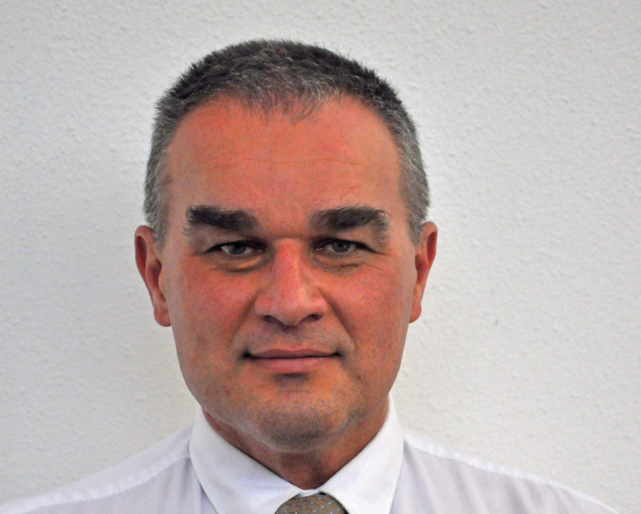 Ralph le Roux - Principal